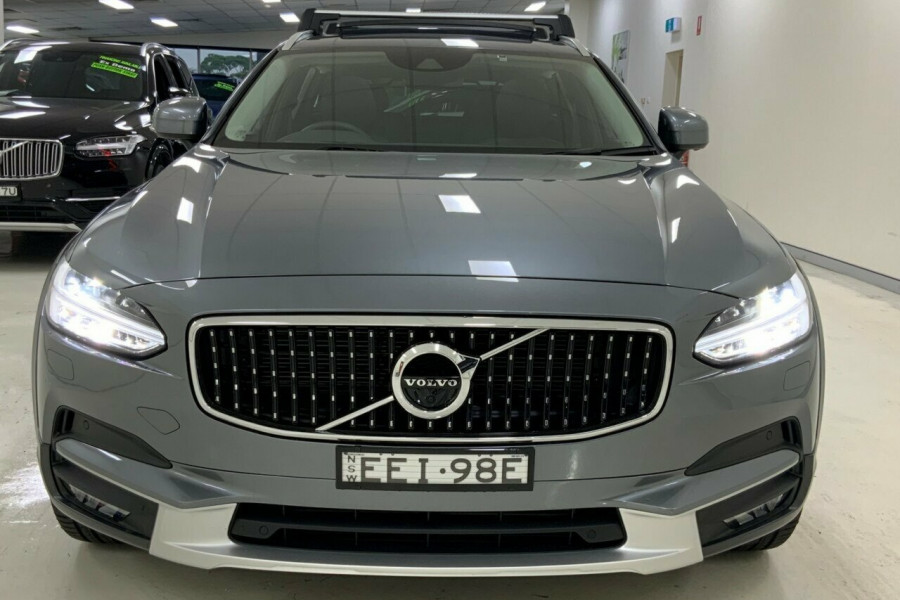 2019 MY20 Volvo V90 236 MY20 D5 Cross Country Inscription Wagon Mobile Image 2