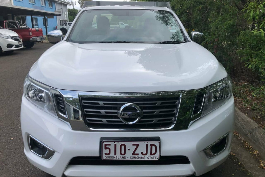 2019 Nissan Navara D23 Series 3 RX 4X2 Single Cab Chassis Cab chassis