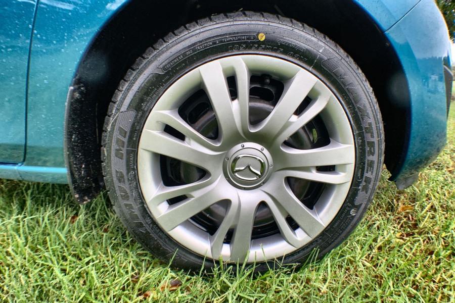 2011 Mazda 2 DE10Y1 MY11 Neo Hatch
