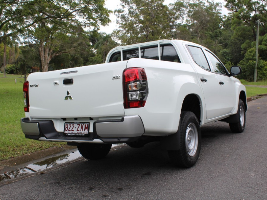 2019 Mitsubishi Triton MR GLX Double Cab Pick Up 4WD Utility