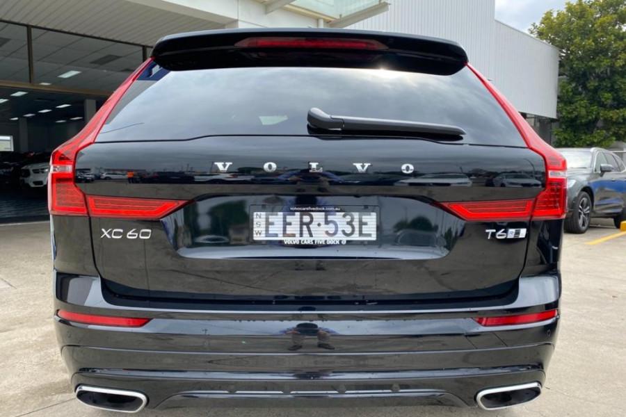 2020 Volvo XC60 UZ T6 R-Design Suv Mobile Image 13