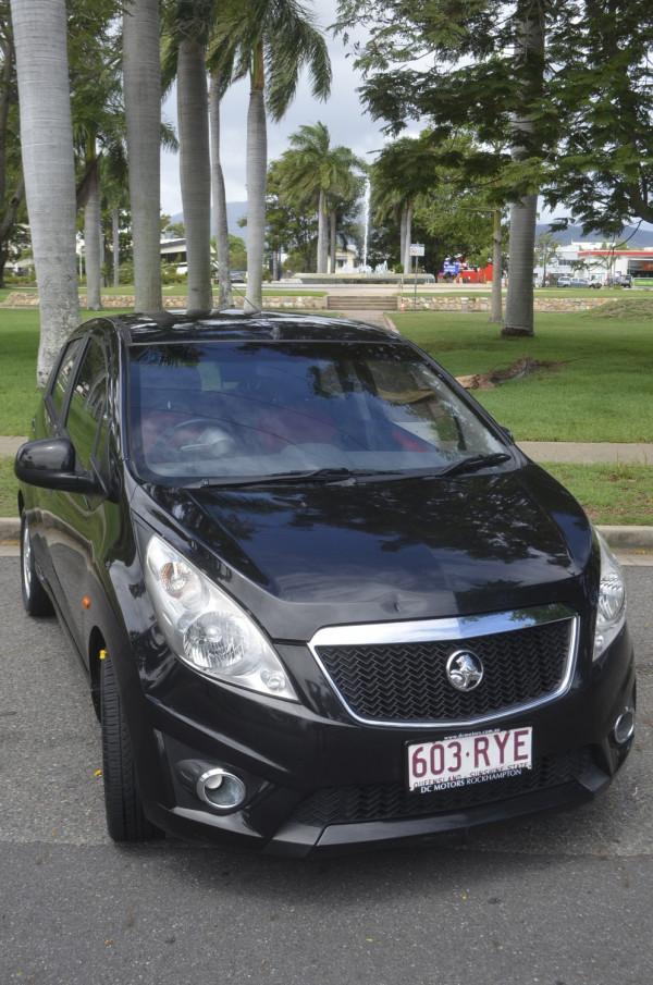 2011 Holden Barina Spark MJ CDX Hatchback Image 5