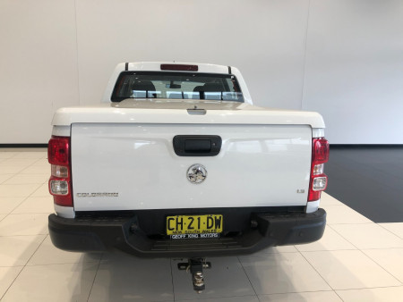 2016 Holden Colorado RG Turbo LS 4x4 dual cab Image 5