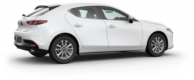 2020 MY21 Mazda 3 BP G20 Pure Other Mobile Image 11