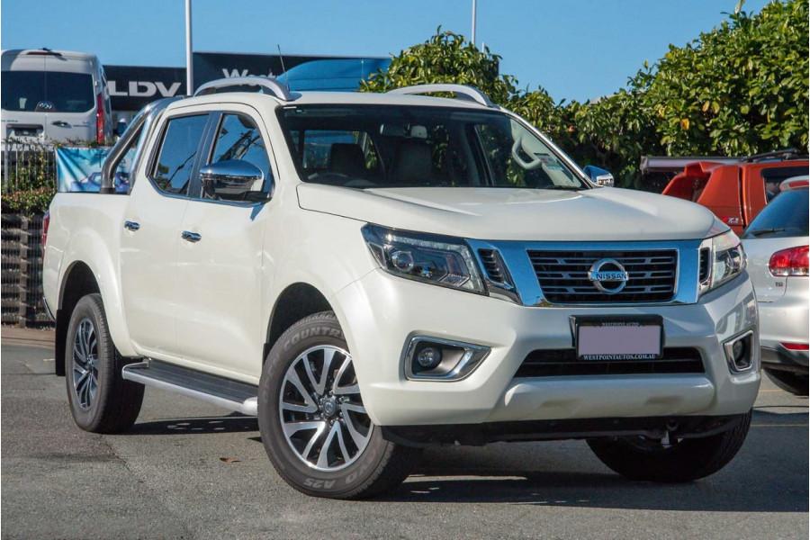 2020 MY21 Nissan Navara D23 Dual Cab ST Pick Up 4x4 Utility