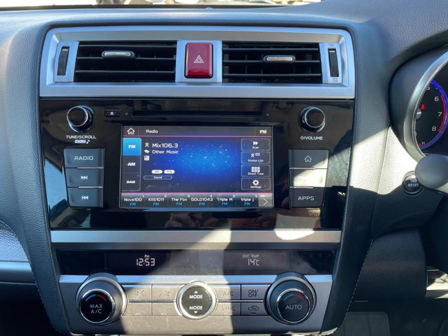 2019 Subaru Liberty 6GEN 2.5i Sedan Image 16