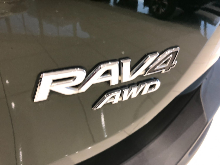 2013 Toyota RAV4 ALA49R Turbo GXL Suv Image 14