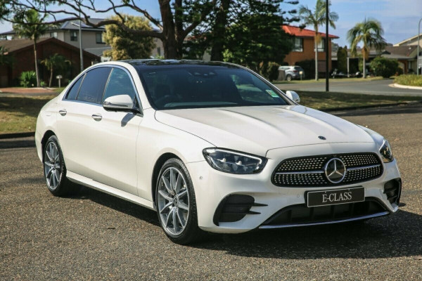 2020 MY50 Mercedes-Benz Mb Eclass W213 800+ E200 Sedan Image 3