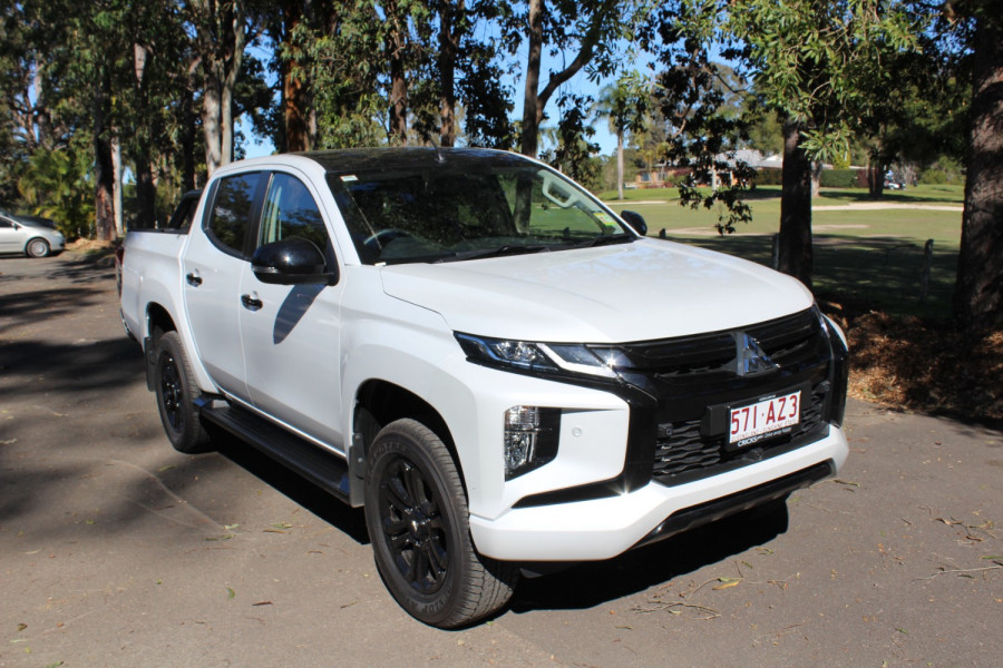 2020 Mitsubishi Triton GSR Image 1