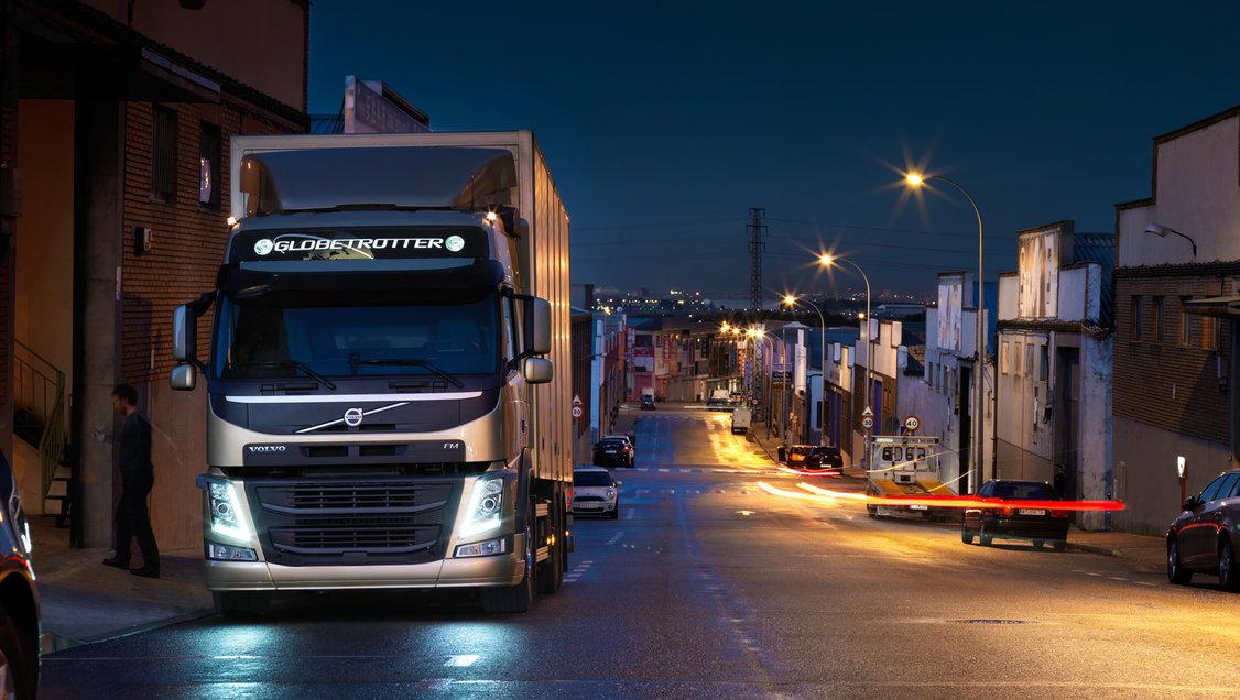 The new Volvo FM Urban design