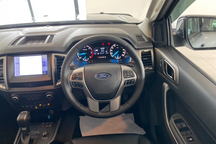 2021 MY21.75 Ford Ranger PX MkIII XLT Double Cab Utility Image 17