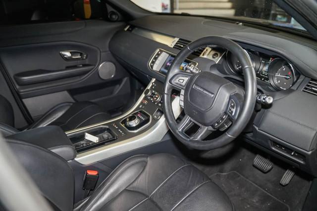 2016 Land Rover Range Rover Evoque L538 MY16.5 TD4 150 Pure Suv Image 5