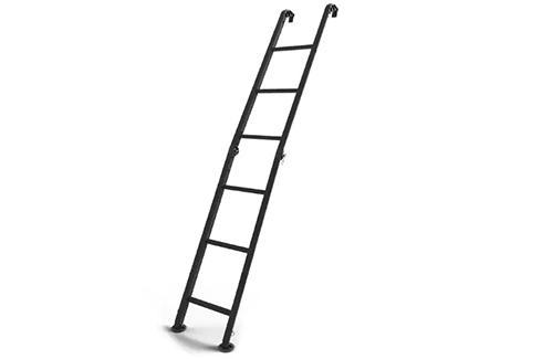 "<img src=""Pioneer Folding Ladder Aluminum"