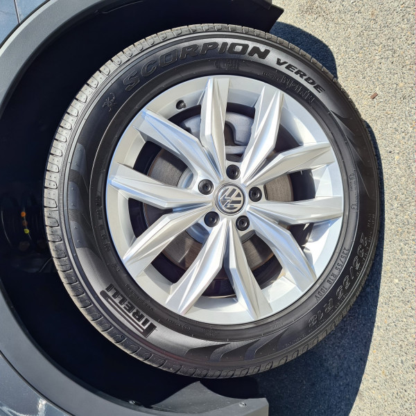 2020 Volkswagen Tiguan 5N 132TSI Comfortline Suv