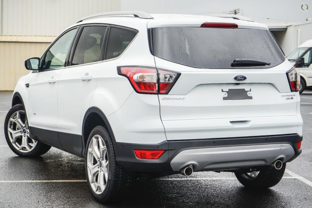 2017 MY17.5 Ford Escape ZG Titanium AWD Suv