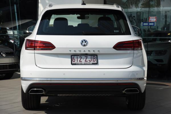 2019 MY20 Volkswagen Touareg CR 190TDi Suv Image 4