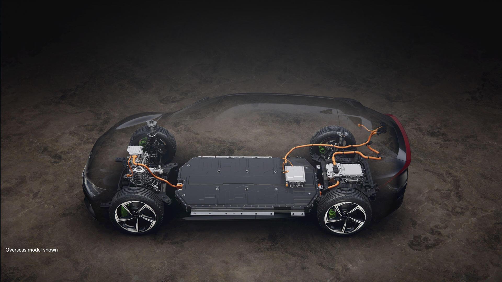 A new platform. A new era of Kia. Image