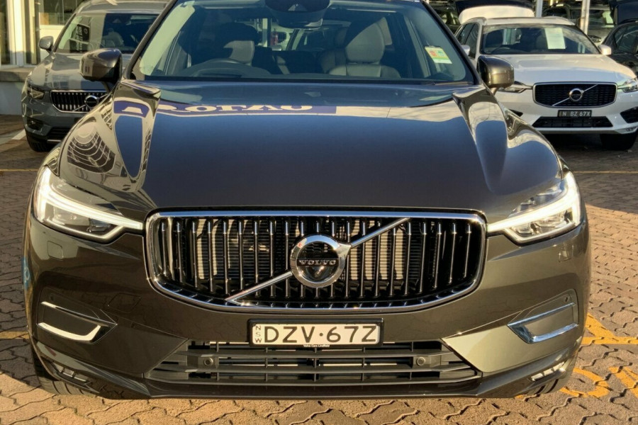 2018 MY19 Volvo XC60 UZ T5 Inscription (AWD) Suv Mobile Image 2