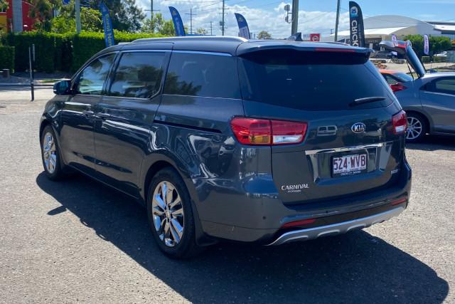 2016 Kia Carnival YP Platinum Wagon Image 5