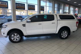 2019 Ford Ranger PX MkIII 4x4 XLT Double Cab Pick-up Utility Image 2