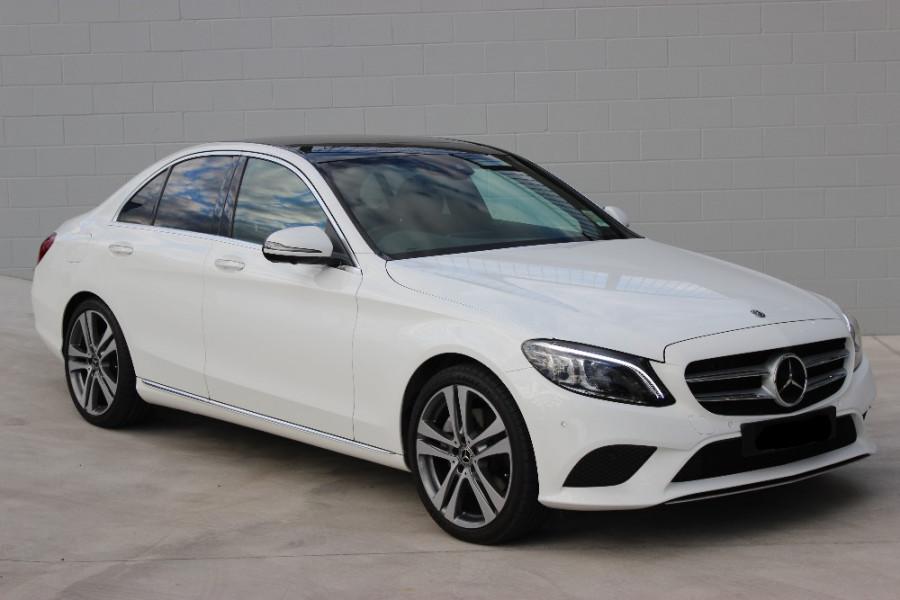 2018 Mercedes-Benz Mb Cclass Sedan