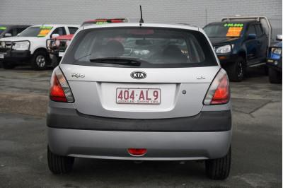 2008 Kia Rio JB MY07 LX Hatchback Image 5
