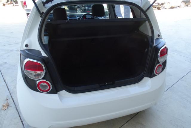 2012 Holden Barina CD Hatch 12 of 22