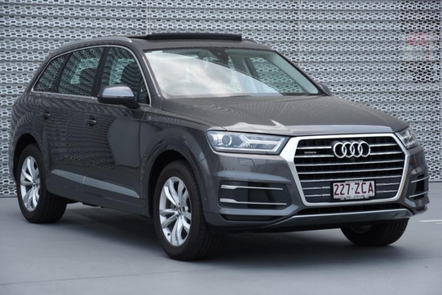 2018 Audi Q7 4M MY18 TDI Suv