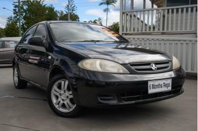 2007 Holden Viva JF MY08 Hatchback