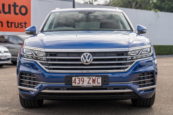 2019 Volkswagen Touareg CR  190TDI Launch Edi Suv