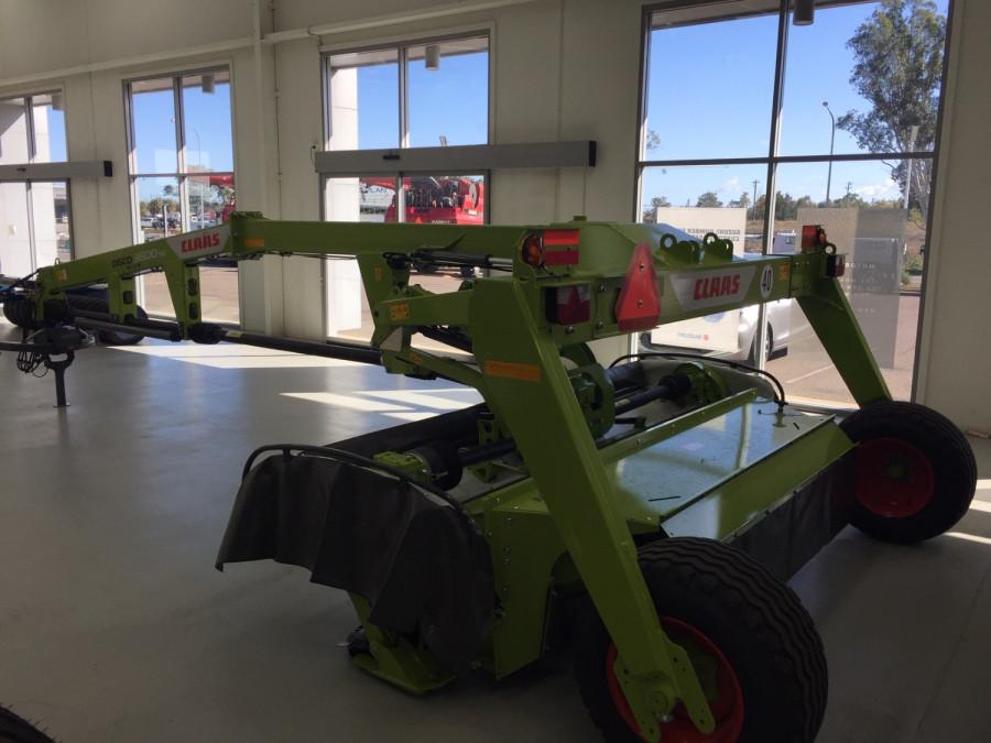 2021 CLAAS D13600TRC Hay mower Image 8