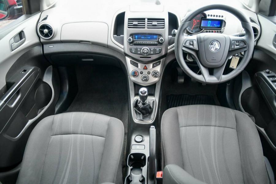 2014 Holden Barina TM MY14 CD Hatchback Image 10
