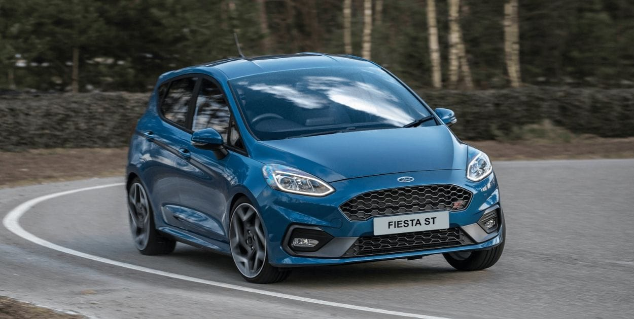 Fiesta ST 6-speed manual