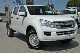 Isuzu Ute D-MAX SX Crew Cab 4x2 High Ride MY12