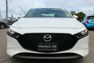 2021 Mazda 3 BP2HLA G25 SKYACTIV-Drive GT Hatchback Image 3