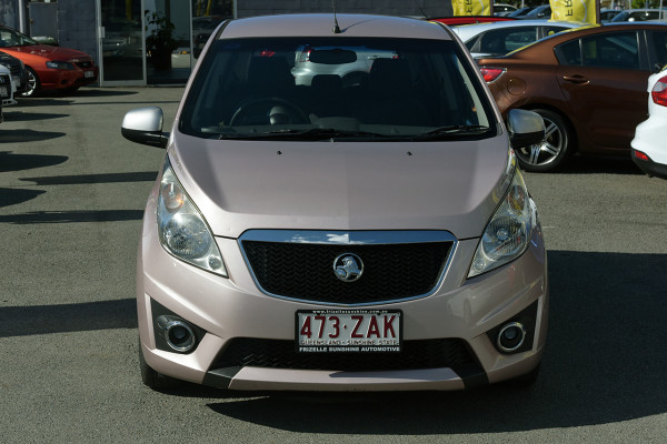 2010 MY11 Holden Barina Spark MJ MY11 CD Hatch Image 3