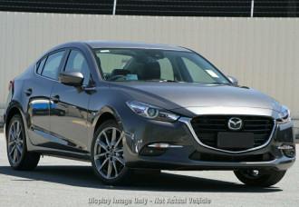 Mazda 3 SP25 Astina Sedan BN Series