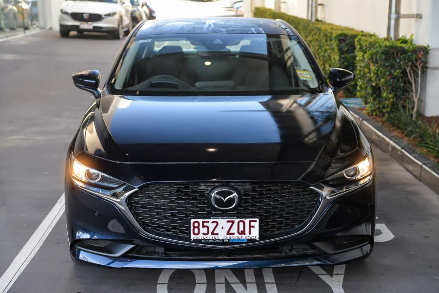 2019 Mazda 3 G25 Evolve Sedan