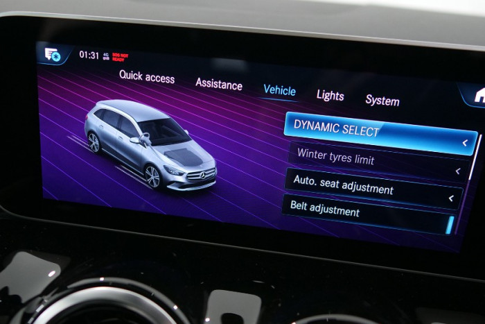 2019 Mercedes-Benz B Class Hatch Image 13