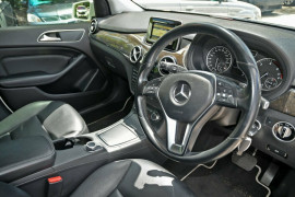 2012 Mercedes-Benz B-Class W246 B200 CDI BlueEFFICIENCY DCT Hatchback