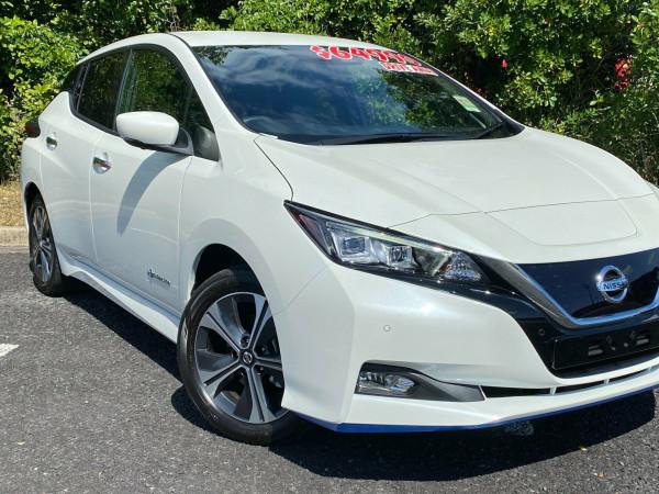 2021 Nissan LEAF ZE1 E Plus Hatchback Image 3