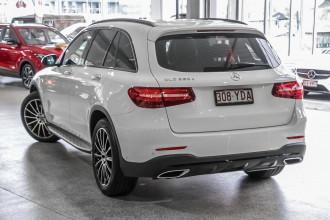 2018 Mercedes-Benz Glc-class X253 GLC350 d Wagon Image 2