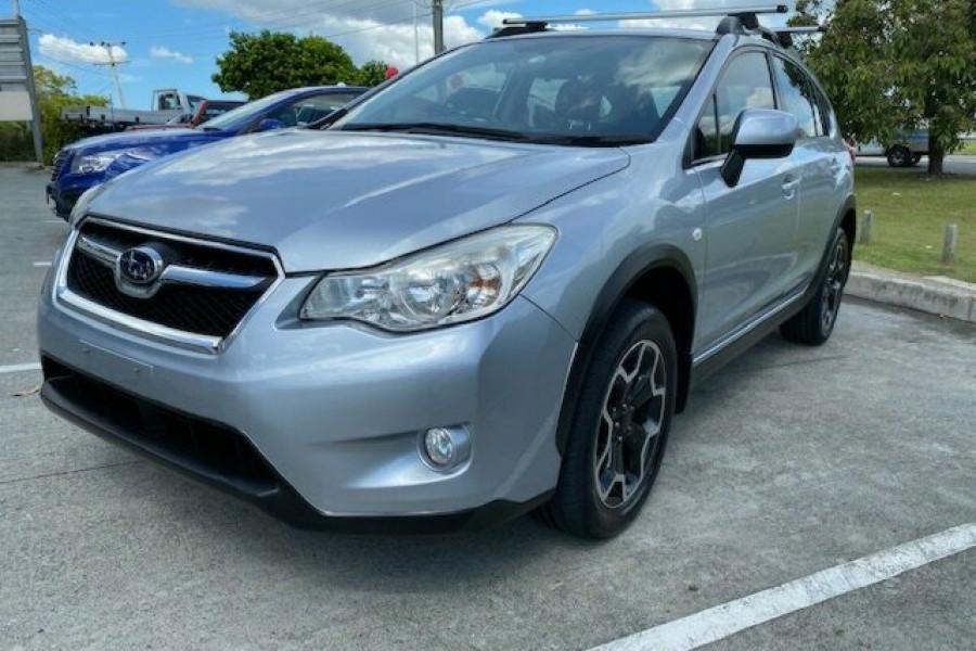 2013 Subaru XV G4X MY13 2.0i Lineartronic AWD Suv