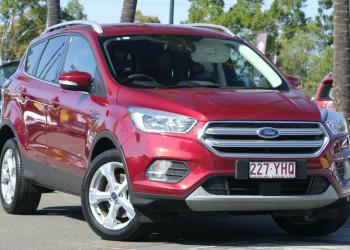 Ford Escape Trend PwrShift AWD ZG