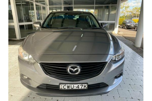 2014 Mazda 6 Touring Sedan Image 3
