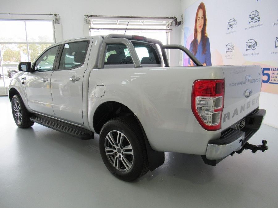 2018 MY19 Ford Ranger PX MKIII 2019.00MY XLT Utility Image 8