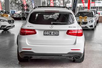 2017 Mercedes-Benz Glc-class X253 GLC43 AMG Wagon Image 5