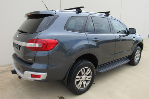 2016 Ford Everest Suv UA TREND Wagon Image 3