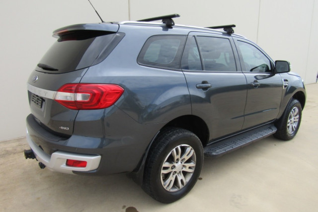 2016 Ford Everest Suv UA TREND Wagon