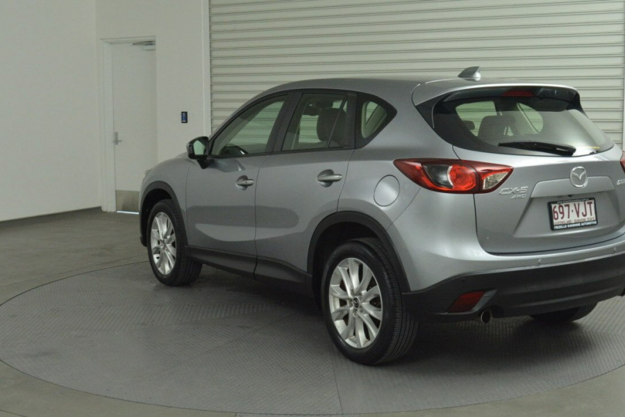 2013 Mazda Cx-5 KE1031 MY13 Grand Touring Suv Mobile Image 7